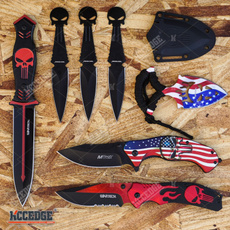 punisher, Outdoor, dagger, Gifts