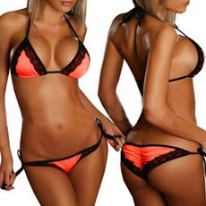 Polyester, Bikinis Set, bikini set, Beach