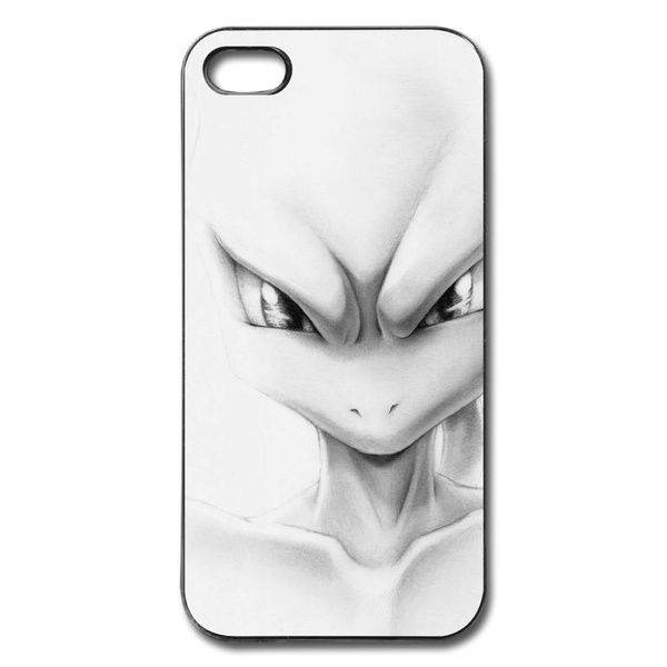 Mewtwo iPhone 7 8 Case Cover Pokemon