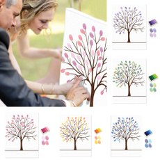 canvaspainting, Wedding Supplies, partydecor, weddingguestbook