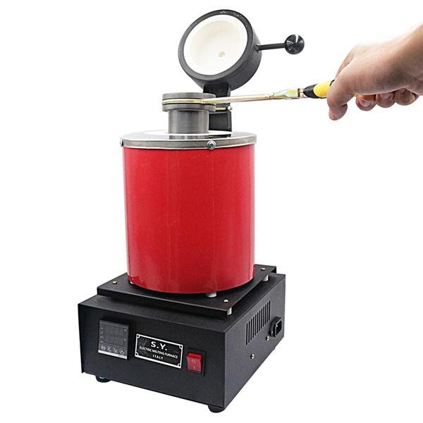 Wish   New Home Hand Tools Pro'sKit 220-550°Titanium Plating Stainless Steel Solder Pot Temperature Adjustable Molten Tin Crucible Furnace Welding Repair ...