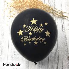 airballoon, Jewelry, gold, birthdayballoon