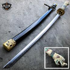Steel, sword, ninja, bushido