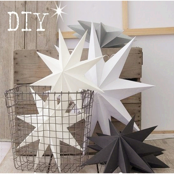 christmashomedecoration, decoration, Star, paperstar