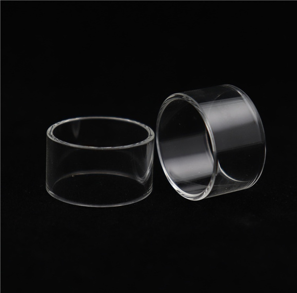 Wish 5pcs Replacement Glass Tankglass Tube For Blitzen Rta 24 2ml