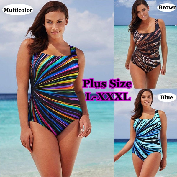 c7ef87a02e Moderngo Womens Swimming Costume Padded Swimsuit Monokini Swimwear Push Up  Bikini Sets