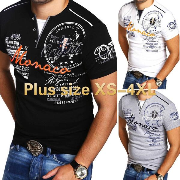 topsamptshirt, Polo Shirts, Shirt, Slim Fit