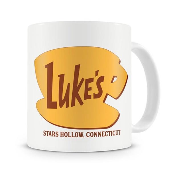 Luke S Diner Mug Inspired By Gilmore Girls Lukes Diner Mug Stars Hollow Gilmore Girls Coffeemug Lorelai To My Rory Dragonfly Inn