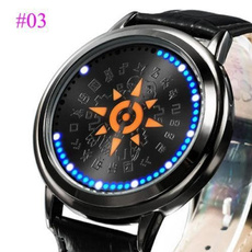 led, anniv, Waterproof, Watch