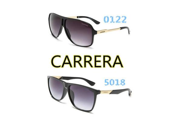 Glasses 0122 Sunglasses Frame Mens 2 5018 New Womens Unisex Style Box With Matte Rim Carrera Full kP0nO8w