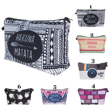 Makeup bag, Beauty, fashionmakeupbag, Cosmetic Bags