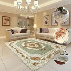 Flowers, Rose, Carpet, Sofas