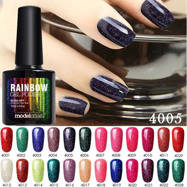 manicure tool, Nails, neonnailgel, rainbownailpolish