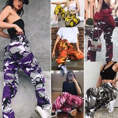 longtrouser, harem, Moda, Combat