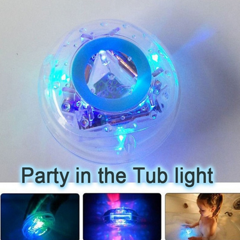 LED Colorful Party in the Tub Light As seen on TV LED fashion Tub ...
