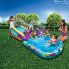 toddlerpool, toddlerslipnslide, Outdoor, Inflatable