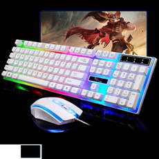 rainbow, gamingkeyboard, led, usb