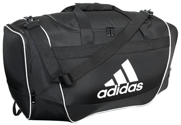 Adidas Defender Ii Duffel Bag Medium Black 13 X 24 12 Inch