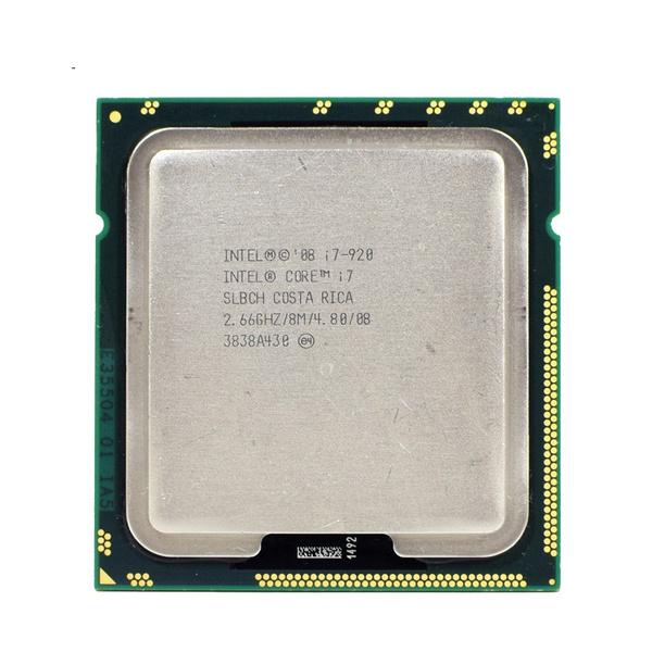 Intel Core i7-920 SLBEJ 2.66Ghz Quad Core LGA 1366 Socket CPU Processor