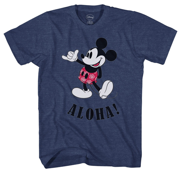 946d8754 Disney Mickey Mouse Palm Up Men's Distressed Graphic Tee T-Shirt | Wish