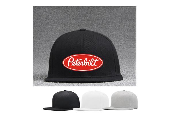 2e89268b499 Peterbilt Trucks Print Hip Hop Caps Hats Cotton Hat Adjustable Cap Snapback  Hat Unisex Men Women Hat Youth Hat Street Cap Fashion Headgear