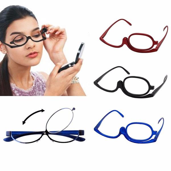 2d965ab236c5 Retro Creative Women Unisex Adjustable Portable Magnifying Folding ...