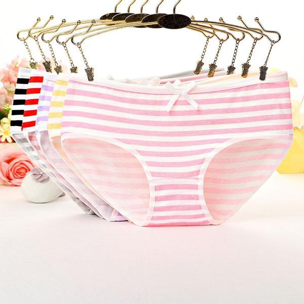 d4147d6281e 5pcs lot Women s Cotton Panties Girl Briefs Ms. Cotton Underwear ...
