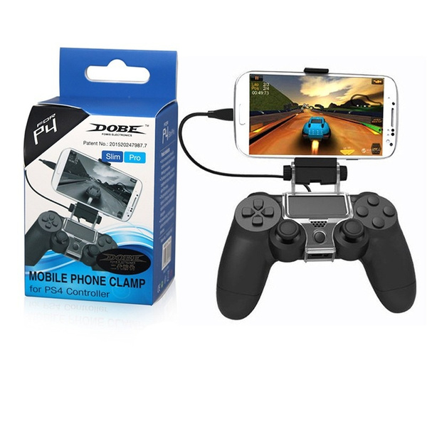 controllerclamp, mobilephoneclamp, ps4smartclip, Mobile