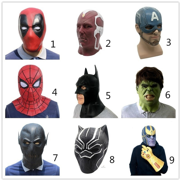 Realistic Scary Halloween Masks.Scary Skull Mask Full Head Halloween Masks Realistic Latex Party Mask Horror Cosplay Toy Props