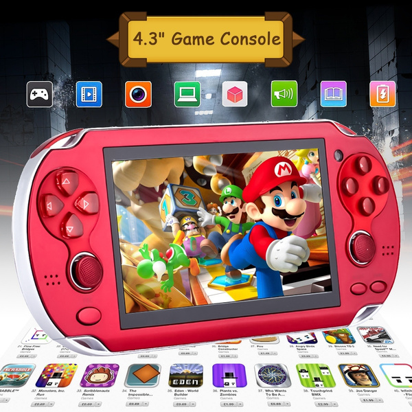 Video Games, lcdtouchscreengameplayer, Console, handheldgameplayer