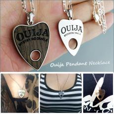 Steel, Heart, Jewelry, ouijanecklace
