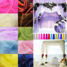 tulle, Wedding Accessories, organzafabric, Wedding Supplies