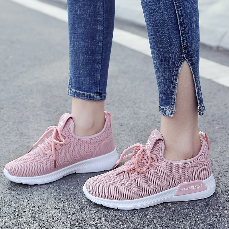 Fashion Spring and Summer Womens Casual Breathable Flat Shoes Grace Life Cool Fly Netting Mesh Sneakers Street Style Shallow Mouth Loafe outlet big sale pictures sale online great deals cheap online sale countdown package best wholesale sale online rhJNFypin