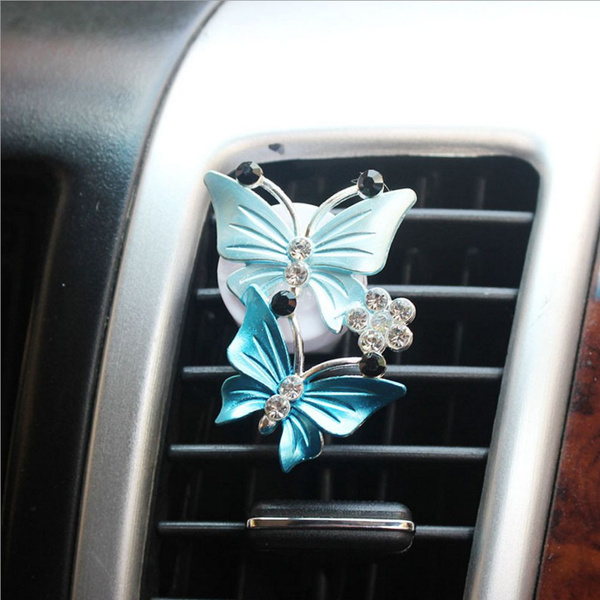 butterfly, caraccessory, carperfumeclip, Fragrance