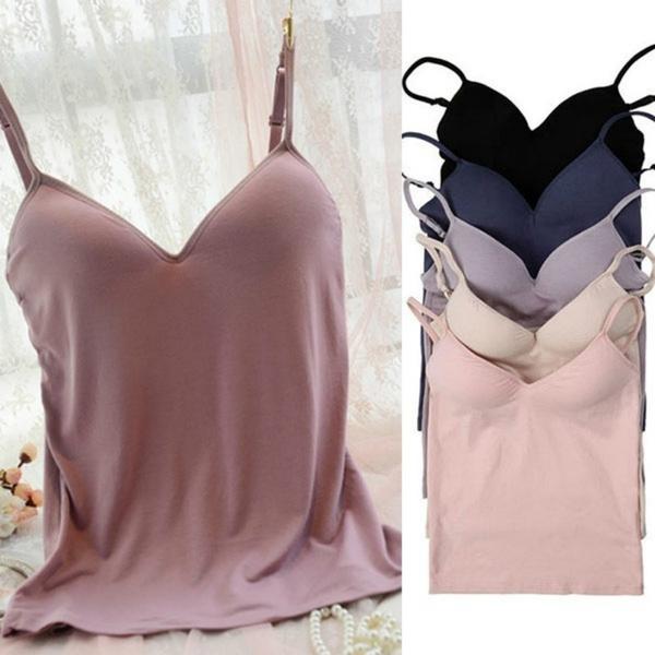Women Vest, Vest, basictop, bra top