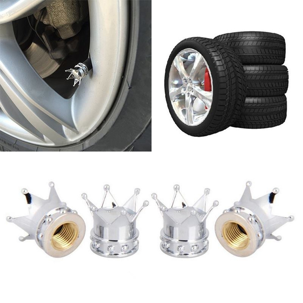 Car Motorcycle  Dust Cover Tyre Valve Cap Wheel Rim Tire Bicycle Accessories