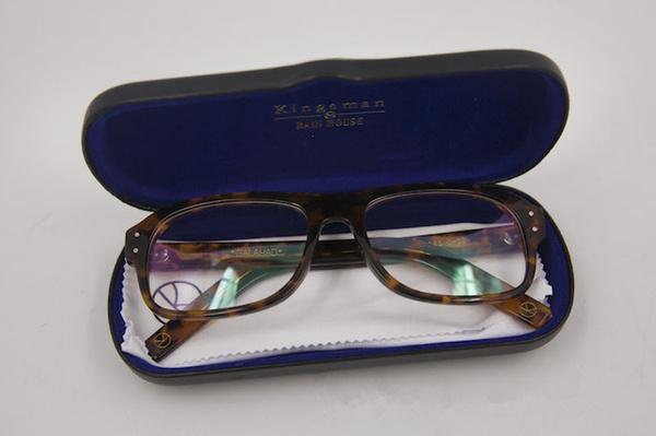 ce5a251fed Movie Kingsman The Golden Circle Secret Service Cosplay props Eyewear  Glasses Eyeglasses Sunglasses