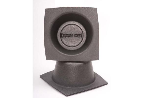 NEW DEI Boom Mat Speaker Baffles 6.5 Round Slim Pack of 2 050331