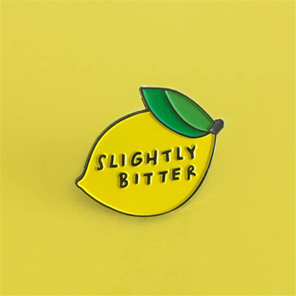 cute, Fashion, lemon, Pins