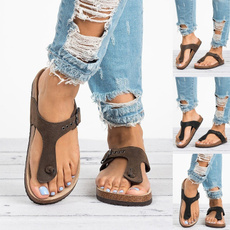 Summer, Flip Flops, Sandals, Fashion