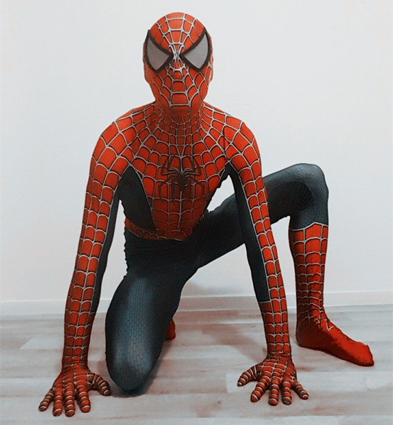 & Black-Spiderman-Costume | Wish