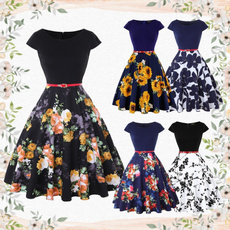 Summer, dresswithbelt, christmasdre, fashion dress