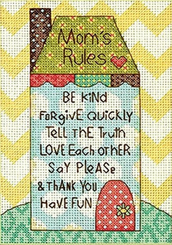 Wish Dimensions Needlecrafts Counted Cross Stitch