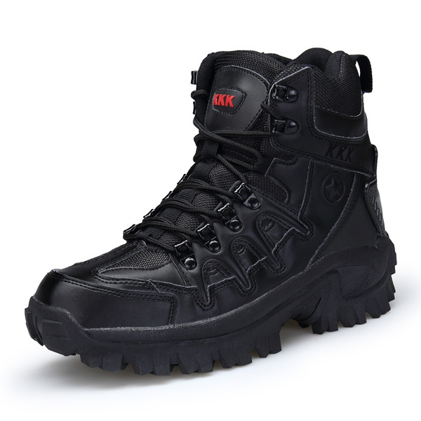super popular cfc55 89232 Mens' Ultra-Light Combat Boots Military Tactical Work Boots