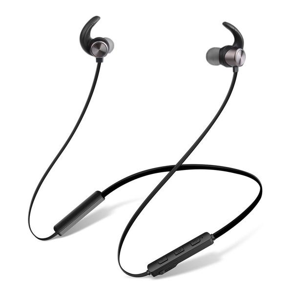7935e42f45c Wireless Headphones, JIAMA K6 Neckband Bluetooth Wireless Earphones ...