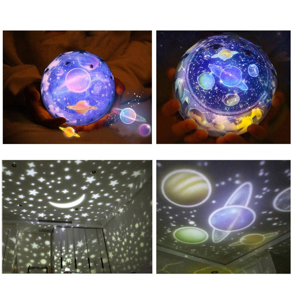 Lamp, Star, projector, Gifts