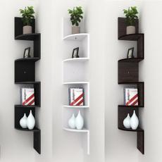 Wall Mount, Home Decor, Wooden, Shelf