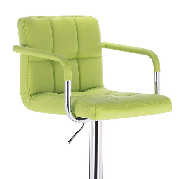 Admirable Set Of 2 Woltu Absx1003Agn Bar Stool Swivel Apple Green Short Links Chair Design For Home Short Linksinfo