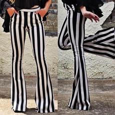 Fashion, Waist, pants, bellbottom