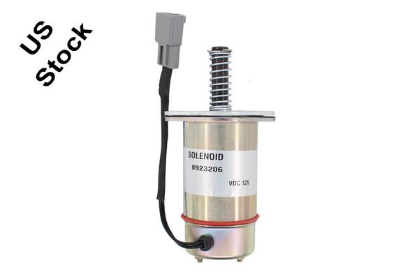 D513A30 Heavy Duty Solenoid 12V Detroit for Diesel 8.2L for Trombetta
